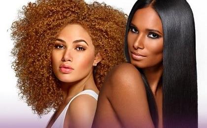Soins capillaires Design Essentials pour les cheveux afro